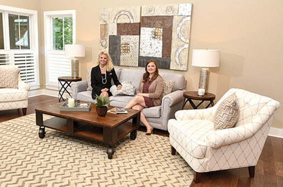 ford's furniture creates custom design for local couple - soky