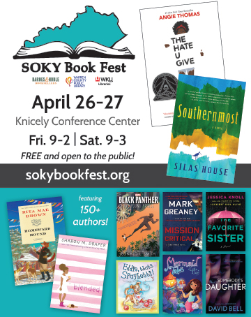 SOKY Book Fest: A celebration of books, authors & writing